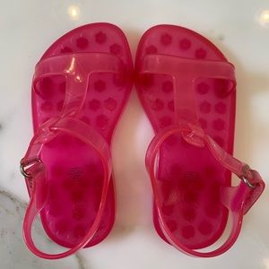 Gap Jelly Little Kid Sandals size 7